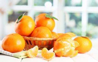 апельсины иммунитет